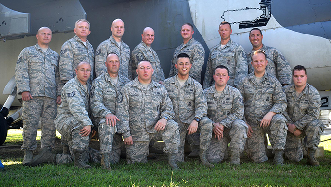 183d Security Forces Assist In Hurricane Relief Effort