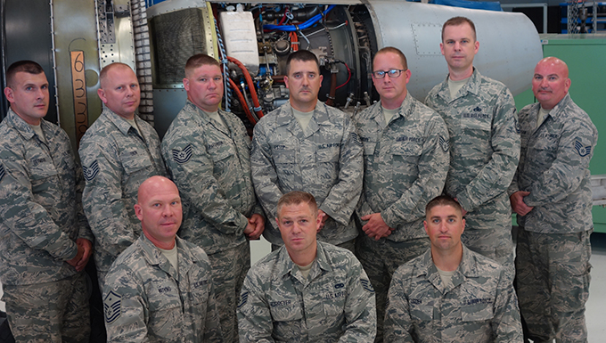 Illinois Air National Guard F-16 jet engine repair facility expands to A-10s
